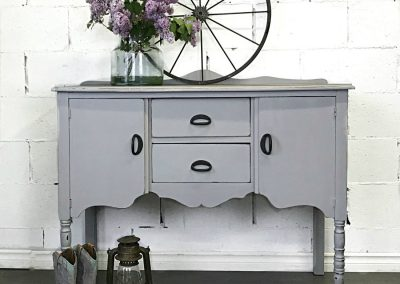 "Mid-size Farmhouse Sideboard – ""Wyatt"""
