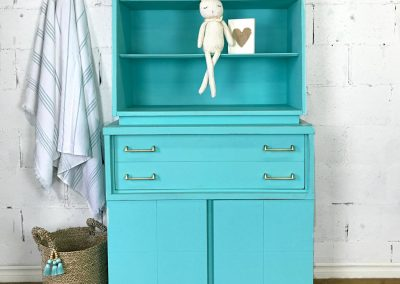 "Mid-century Hutch – ""Wendy"""